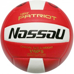 Nassau Patriot röplabda piros Sportszer Spartan