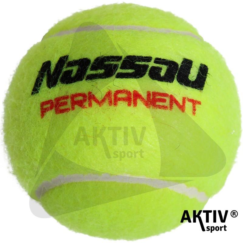 Nassau Permanent teniszlabda 72 db - Aktívsport Web-áruház és Sportbolt 18a8cf1d4b