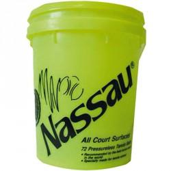 Nassau Trainer teniszlabda 72 db Sportszer Spartan