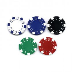 Póker készlet Játék Spartan