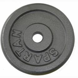 Súlytárcsa 2x1,25 kg Sportszer Spartan