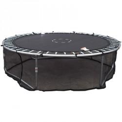 Trambulin alsó védőháló 244 cm Sportszer Spartan