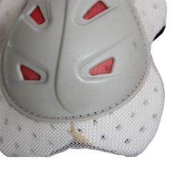 Szépséghibás Velcro védőfelszerelés