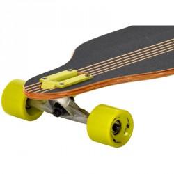 Longboard gördeszka Maple Surfer 38