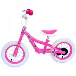 Futóbicikli rózsaszín Sportszer Spartan