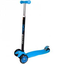 Roller Kick 3 kerekű kék 3 kerekű roller Spartan
