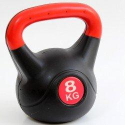 Kettlebell 8 kg műanyag Sportszer Spartan