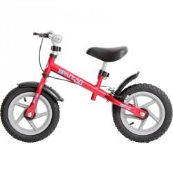 Gyermek futóbicikli piros Pedál nélküli járművek Spartan