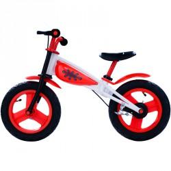 JD Bug tanuló bicikli piros Pedál nélküli járművek Spartan