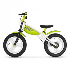 JD Bug tanuló bicikli zöld Pedál nélküli járművek Spartan