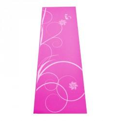 Jóga matrac - Matt színes rózsaszín Sportszer Spartan