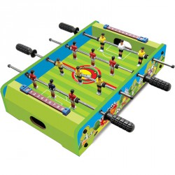 Mini fociasztal Hobbi csocsóasztal Spartan