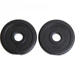 Cementes súlytárcsa 2 x 0,5 kg Sportszer Spartan