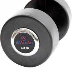 Profi súlyzó 1 x 27,5 kg Sportszer Spartan