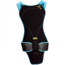 Soft protektoros gerincvédő XXS 116-128 Sportszer Spartan
