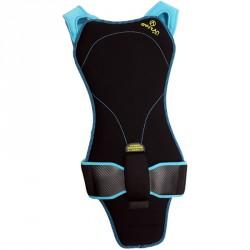 Soft protektoros gerincvédő XS 128-140 Sportszer Spartan