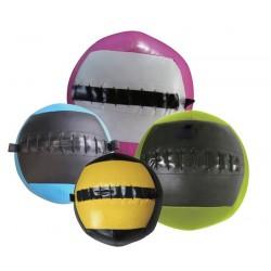 Wall ball súlylabda 5 kg Sportszer Spartan