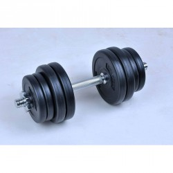 10 kg-os cementes súlytárcsa szett Sportszer Spartan