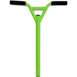Roller kormány Stunt rollerhez zöld Roller alkatrészek Spartan
