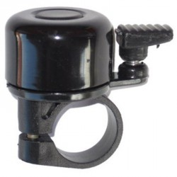 Csengő Billy Fekete D35 mm Alkatrészek