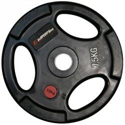 Súlyzótárcsa Ergo 7,5 kg BLACK FRIDAY
