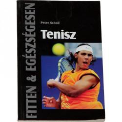 Tenisz könyv Peter Scholl !Kiárusítás!