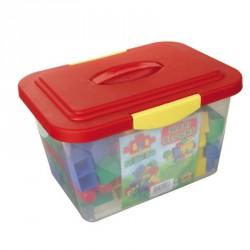 Maxi blocks dobozos építőkocka Építőjátékok