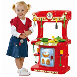 Strawberry Konyha 76 cm-es Gyermek bútorok