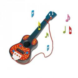 Kis gitár Húros zenélő játékok