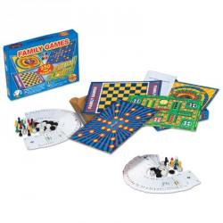 Family games 250 féle társasjáték Szórakoztató játékok