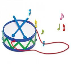 Dob gyermekjáték Ütős zenélő játékok