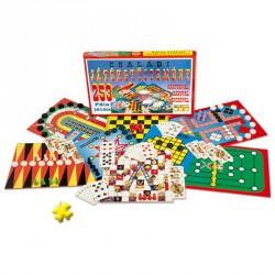 Családi játékgyűjtemény Szórakoztató játékok