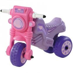 Cross motor 1 lila Lábbal hajtható járművek