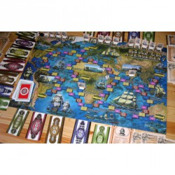 Ki az úr a tengeren? Társasjáték Stratégiai játékok