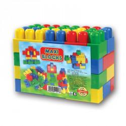 Maxi blocks fóliás építőkockák Építőjátékok