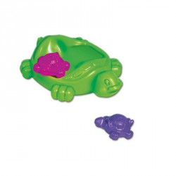 Teknős család Játék