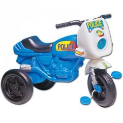 Police motor Pedálos járművek