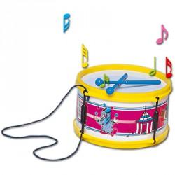 Nagy dob Ütős zenélő játékok