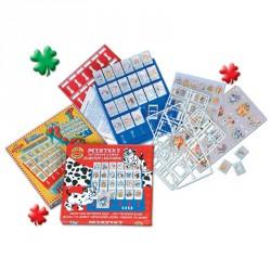 Mystery társasjáték Szórakoztató játékok