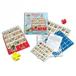 Mystery Safary társasjáték Szórakoztató játékok