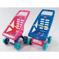 Műanyag játék babakocsi Babakocsik