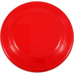 Frizbi 24 cm piros teli Sportszer