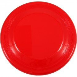 Dobókorong közepes (teli) 24 cm piros Sportszer