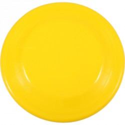 Frizbi 24 cm sárga teli Sportszer