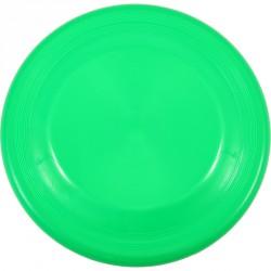Frizbi 24 cm zöld teli Sportszer