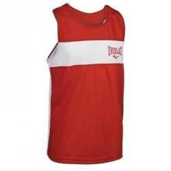 Csíkos verseny trikó Everlast piros Sportszer Everlast