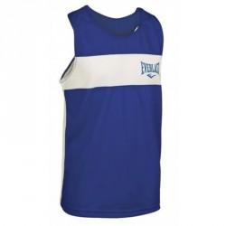 Csíkos verseny trikó Everlast kék Sportszer Everlast