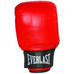 Zsákoló kesztyű Everlast Boston piros műbőr Sportszer Everlast