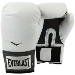 Edzőkesztyű Everlast Pro Style fehér Sportszer Everlast