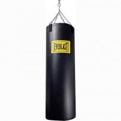 Bokszzsák Everlast bőr 30 kg, 106x35 cm töltve Sportszer Everlast
